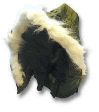 GENUINE USA COLD WEATHER PARKA WIRE RIM HOOD WITH RUFF [18054]