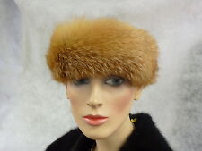 NEW... FOX HEAD BAND Genuine RED NATURAL