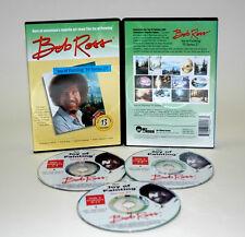 BOB ROSS, 3-disc DVD SET, Series 27 -13 Paintings OILS
