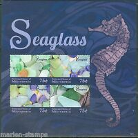 MICRONESIA 2014 SEAGLASS  SHEET II  MINT NH
