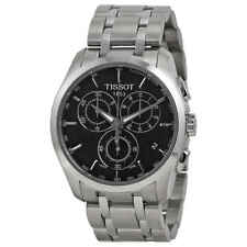Tissot Couturier Chronograph Black Dial Men's Watch T035.617.11.051.00