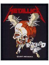Metallica official Woven Parche Damage Inc. Tejido Parche U. S. Thrashmetal