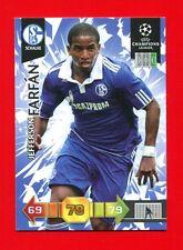 CHAMPIONS LEAGUE 2010-11 Panini 2011 - BASIC Card - FARFAN - SCHALKE 04