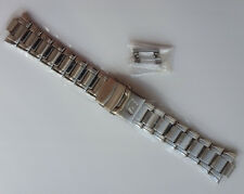Genuine Replacement Watch Band 24mm Stainless Steel Bracelet Casio EFA-122D-1A
