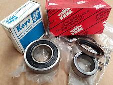 Kit Cuscinetti ruota Posteriore Wheel Bearing -Honda Civic 4WD dal 1988 > 1989-