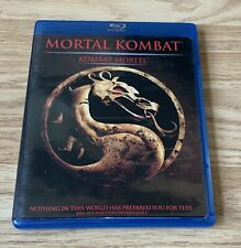Mortal Kombat (Blu-ray Disc, 2011) PS3 Character Costume Included