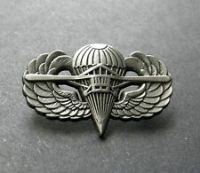 GLIDER PARATROOPER US ARMY JUMP WINGS LAPEL PIN BADGE 1.5 INCHES