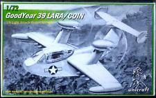 Unicraft Models 1/72 GOODYEAR 39 LARA/COIN Counter-Insurgency Aircraft