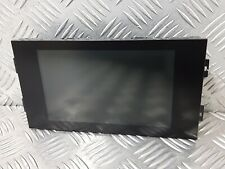 Screen display unit multifunctions Peugeot 308 II EMF DGT SONY CEM00 9811486280