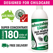 Dishwashing Liquid Super Concentrate: SEE VIDEO