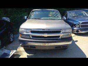Front Bumper Chrome Without Fog Lamps Fits 99-02 SILVERADO 1500 PICKUP 740408