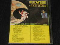 ELVIS PRESLEY ELVIS ALOHA FROM HAWAII VIA SATELLITE ORIGINAL CASSETTE TAPE OOP