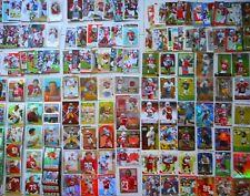 375+  ARIZONA CARDINALS  LOT! JERSEY CARDS/VINTAGE/INSERTS/RCS/DAVID JOHNSON RC