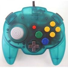 used  Hori Mini Pad 64  Ocean Blue Controller N64 no boxFrom Japan