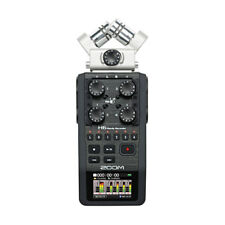 Zoom H6 6 Track Portable Recorder Once