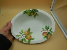 New ListingNice Royal Doulton Citrus Grove Large Oval Vegetable Bowl / Prompt Safe Ship