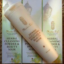 Master Lin Herbal Cleansing Powder & Beauty Mask 40g TCM-basierte Maske+Reinigun