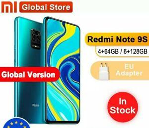 Xiaomi Redmi Note 9S 6GB 128GB Global Version Snapdragon 720G BrandNEW