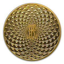 2014 1 oz Proof Gold €200 Excellence Series (Baccarat) - SKU #85204