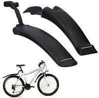 Dunlop Schutzblech Set Universal 24 - 26 Zoll Radschutz Spritzschutz Fahrrad Rad