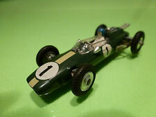 CORGI TOYS LOTUS CLIMAX FORMULA 1 - No 1 F1 GREEN 1:43 - VERY GOOD CONDITION