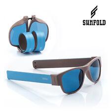 Gafas de sol de mujer azul