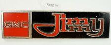 Very Rare 1973 GMC Jimmy Emblem #327057