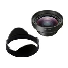 Ricoh Gw-4 Wide Conversion Lens For Gr Iii Digital Camera 0.75x Magnification