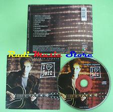 CD SERGIO CAPUTO I love jazz 1996 italy FLYING FIT 040 CD ($1) no lp mc dvd