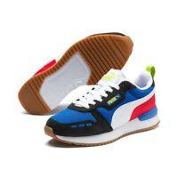 Puma R78 Jr Unisex Damen Kinder Sneaker Low Top Turnschuhe 373616 Palace Blue