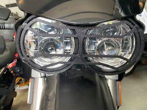 Buell XB Headlight Grille for Lightning LED Headlight module (read description)