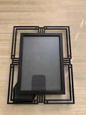 "Picture Frame Photo Frame 5"" x 7"" Decorative Modern Metal Frame"