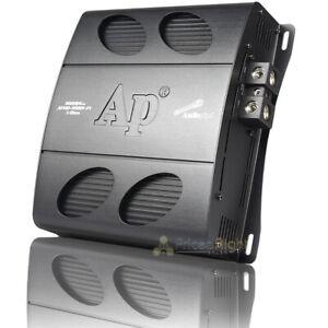 Audiopipe Class D Monoblock Amplifier 1 Channel Amp 3000 Watts APHD-30001-F1