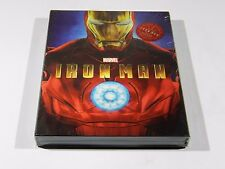 Iron Man Blu-ray Steelbook [Korea] KimchiDVD OOS/OOP #931 Lenti version