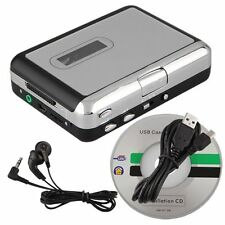 Mini USB Audio Cassette Tape Converter to MP3 CD Player PC SY K8S5 U4W4
