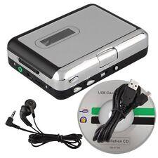 Mini USB Audio Cassette Tape Converter to MP3 CD Player PC SY G0T3
