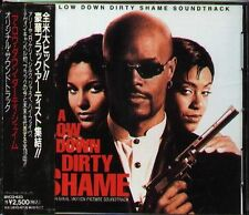 A Low Down Dirty Shame Soundtrack - Japan OST CD Aaliyah R. Kelly Keith Murray