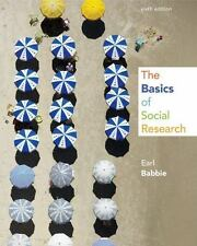 The Basics of Social Research by Babbie, Earl R.