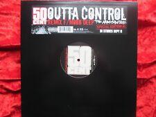 "50cent - Outta Control (The Massacre Special Remix F 4 Vers) USA 12"" Maxi (2005)"