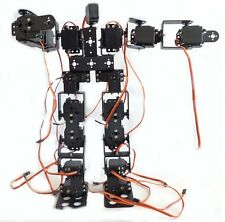 Robot Kit Servo Bracket 17DOF Biped Robotic Educational Robot Humanoid