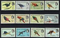 British Honduras - SG# 179 - 190 - Mint Hinged / Light Hinged - Lot 042416