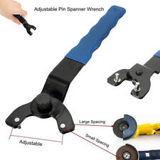 pin - schlüssel 8-50mm schwere pflicht winkelschleifer schraubenschlüssel