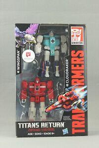 Transformers - Titans Return - Wingspan and Cloudraker - Clones - Walgreens Excl