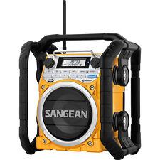 Sangean FM-RDS / AM / Bluetooth / Aux Ultra Rugged Tradies Radio U4