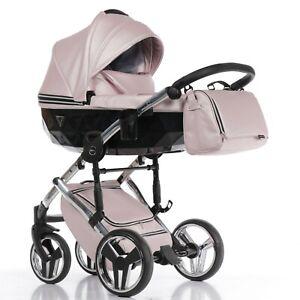Limited Junama Diamond FLUO Line 06 Baby Pram Stroller Pushchair Travel System