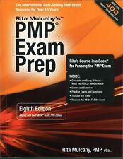 PMP Exam Prep Eighth 8th Edition By Rita Mulcahy PDF