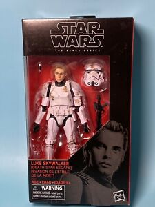 "Star Wars The Black Series 6"" Target Excl. Luke Skywalker (Death Star Escape)"