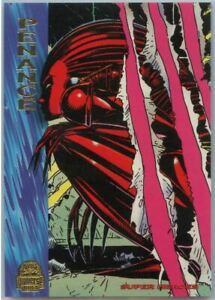 1994 Marvel Universe Super-Heroes Penance #109 Card