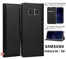 COVER CUSTODIA L' ORIGINALE FLIP SLIM A LIBRO PELLE per SAMSUNG GALAXY S8 PLUS