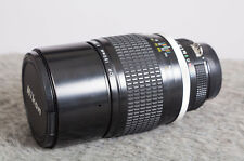 Exc+ Nikon Nikkor Ai 180mm F2.8 MF Telephoto Lens  Fast Prime Tested/Guaranteed!